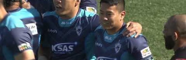 Top League Highlights: Toshiba Brave Lupus Vs Kubota Spears
